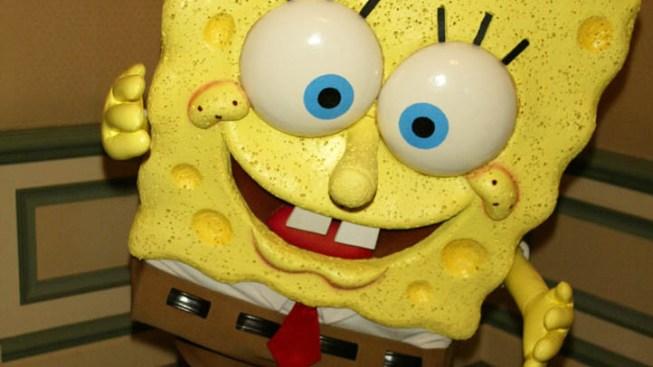 SpongeBob Squarepants Brawl Caught on Video