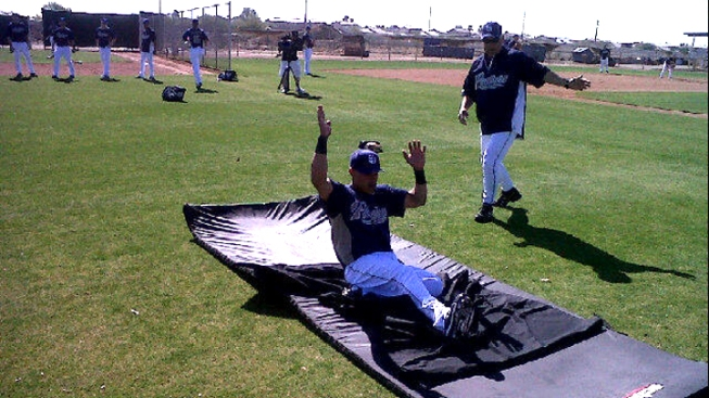 Padres Are Getting Into the Fun