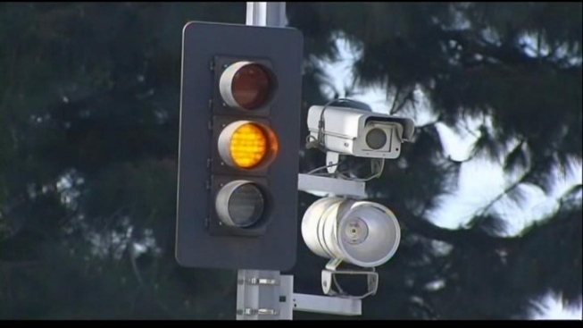 Red Light Collisions Down: Report
