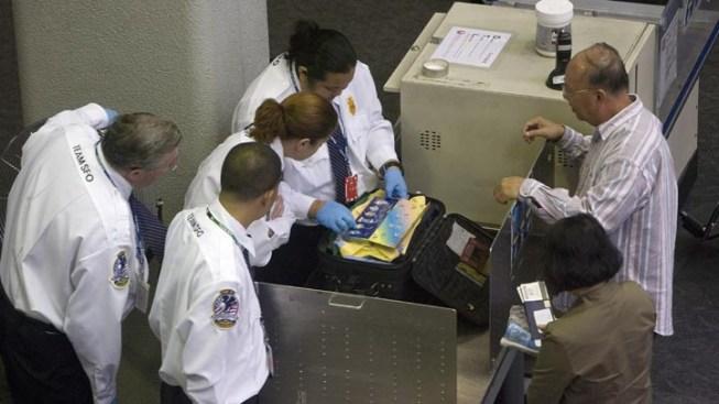 Recent TSA Arrest at LAX Continues Theft Trend