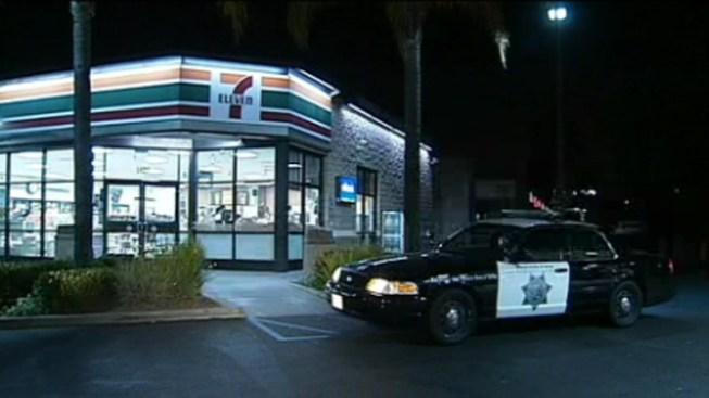 Armed Suspect Targets El Cajon 7-Eleven