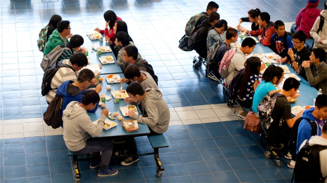 Cost of School Lunches to Increase for San Diego Unified School District