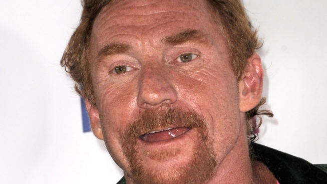 Fan Bites Danny Bonaduce at Wash. State Casino
