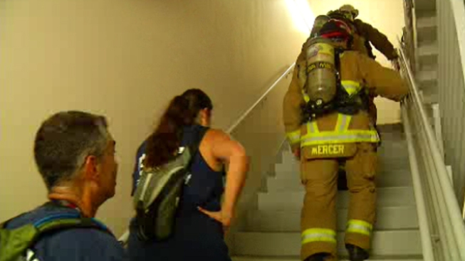 Local 9/11 Stair Climb Honors Fallen Firefighters