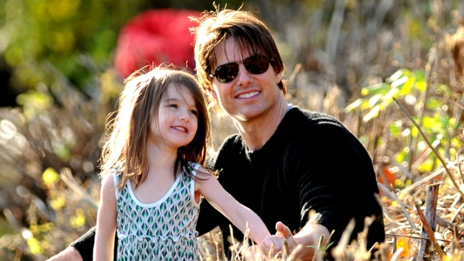 Tom Cruise Files $50 Million Suit Over Suri Abandonment Claims