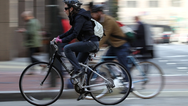 No Traction Seen for Cyclist-Driver Law