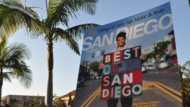 Troy Johnson Joins San Diego Magazine