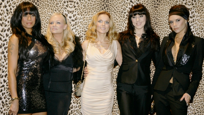 Spice Girls Reunion Up in the Air