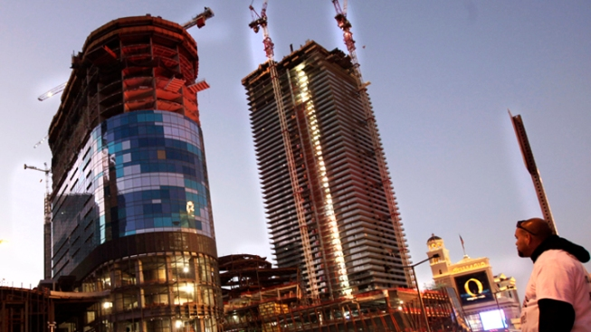 MGM Seeks to Blow Up Brand-New Hotel