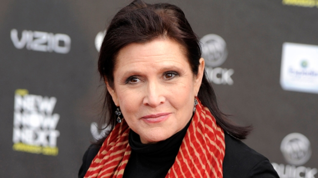 Carrie Fisher Says She Will Be Back as Princess Leia in Next Star Wars Movie