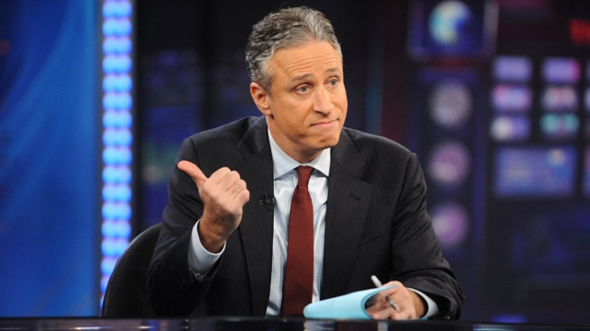 "Jon Stewart Has ""Difficulty"" Caring About Decision 2012"