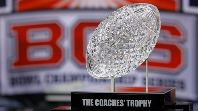 Tripping Dad Shatters Alabama's Championship Trophy