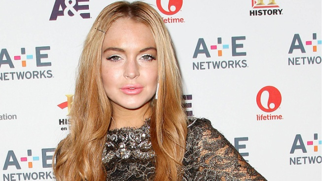 Lindsay Lohan Sued for $5 Million by Clothing Company Over Leggings Line