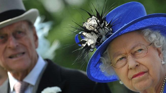 Queen Elizabeth II Begins Jubilee Festivities