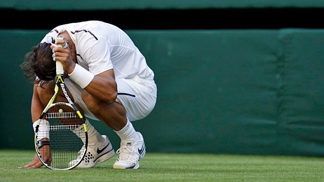 Upset Win by Rosol Ousts Nadal from Wimbledom