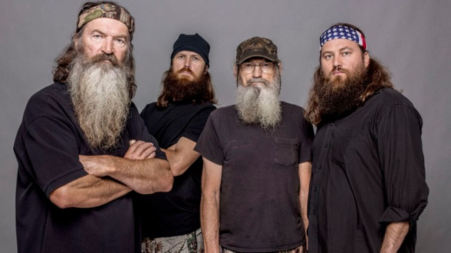 """Duck Dynasty"" Star's Family Backs Him"