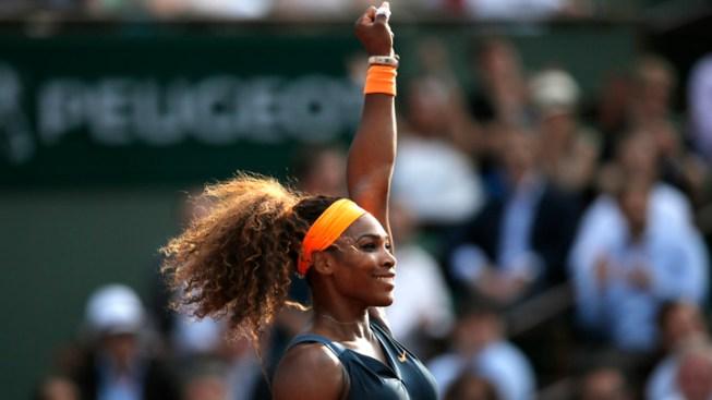 Williams Reaches French Final Against Sharapova