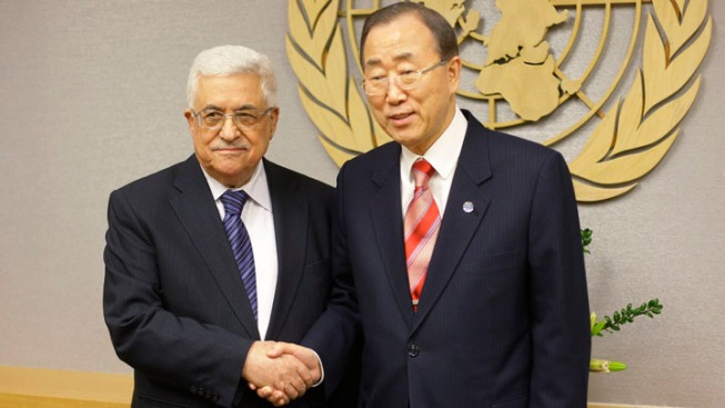 United Nations Recognizes State of Palestine; U.S. Objects