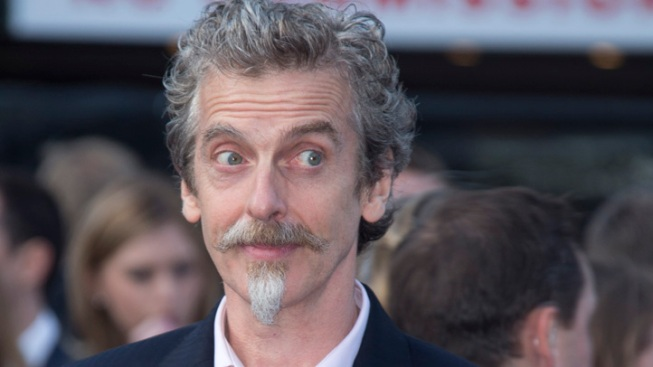 "Peter Capaldi Named as Next ""Doctor Who"" Star"