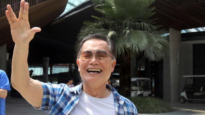 George Takei Inducted Into California Hall of Fame