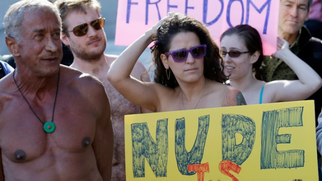 Nudity Ban To Spark More Nudity in SF