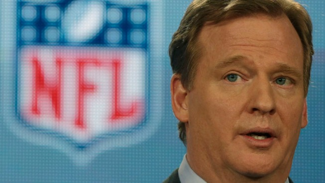 NFL Commissioner: Redskins Name Honors Native Americans