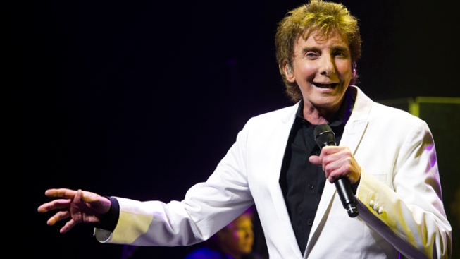 Barry Manilow Cancels Shows 'on Doctor's Orders'
