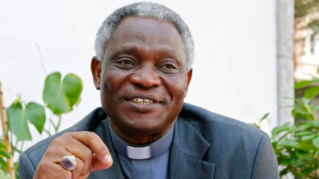 Cardinal Turkson: Africa's Best Hope for Pope