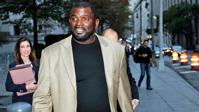 Son of Ex-Giants Hall of Famer Lawrence Taylor Arrested on Rape Charges: Police