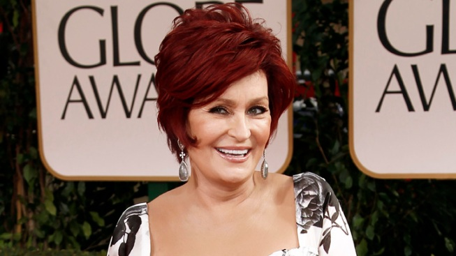 Sharon Osbourne Has Double Mastectomy