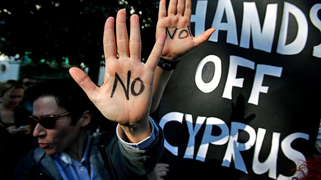 Cyprus Secures Bailout, Avoids Bankruptcy