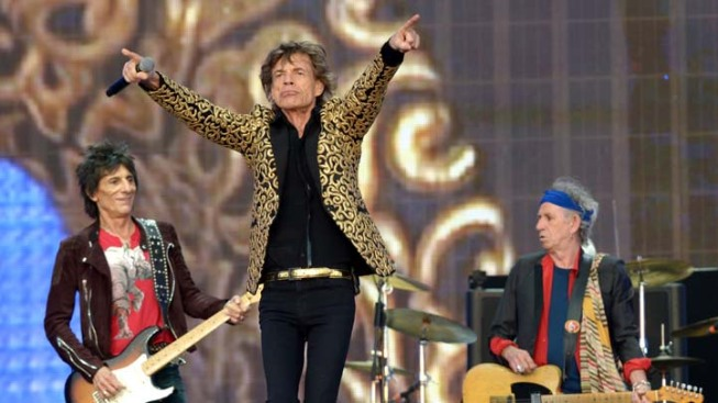Rolling Stones Return to Hyde Park After 44 Years