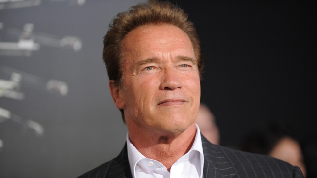 Arnold Schwarzenegger Back in the Bodybuilding Business as Muscle Magazine Editor