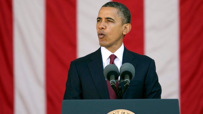 """Obama Talks """"Fiscal Cliff"""" with Labor Leaders"""