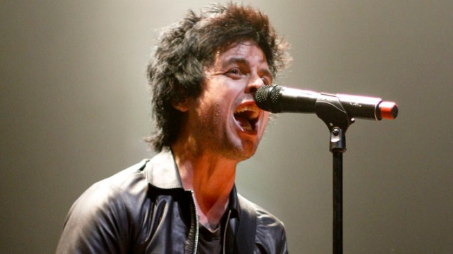 Green Day's Armstrong Upbeat in Lively SXSW Show