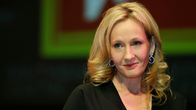 J.K. Rowling Revealed as Writer of Crime Novel