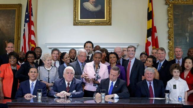 Maryland Repeals the Death Penalty
