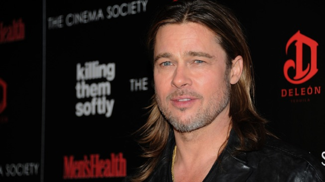 """Brad Pitt Made """"Conscious Change"""" to Stop Using Drugs, Talks Happy Family Life With Angelina Jolie"""