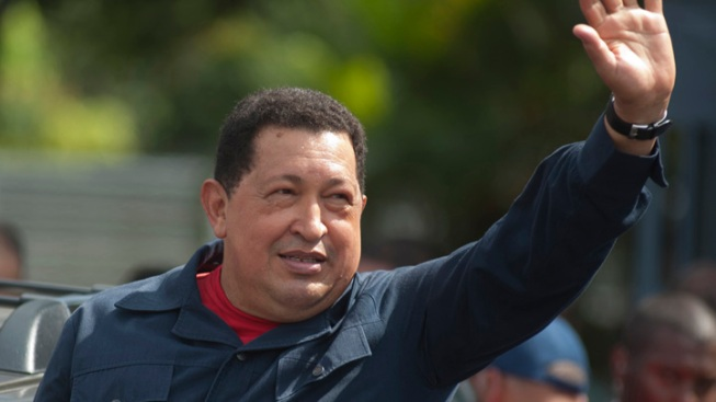 Hugo Chavez Returns to Venezuela from Cuba