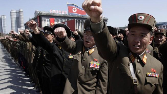 "N. Korea Calls Nukes Country's ""Life"" at Big Meeting"