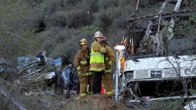 "Regulators Shut Down Bus Company Involved in Fatal Crash Citing ""Immediate Hazard to Public Safety"""