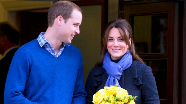 Prince William to Spend Christmas with the In-Laws