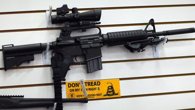 Compton School Board OKs AR-15 Rifles For Campus Cops