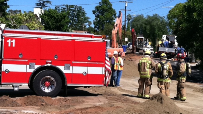Residents Evacuated After Natural Gas Leak: La Mesa