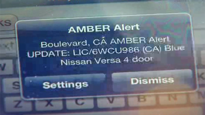 Cell Phone Alerts Surprise San Diegans