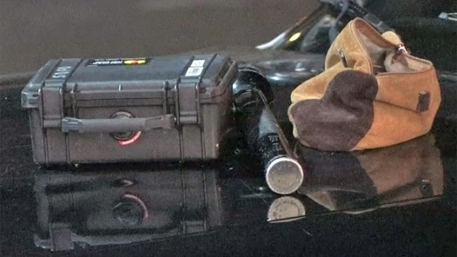 Cop's Ammo Bag Found on Street Corner
