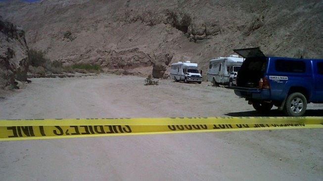 Body Found in Anza-Borrego Desert