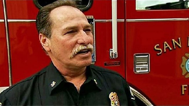 Fire Chief Augie Ghio Injured in Motorcycle Crash