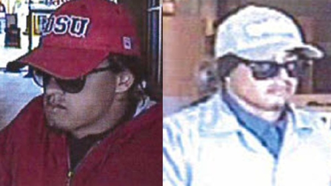 FBI Seeks 'I Have a Bomb' Bank Bandit