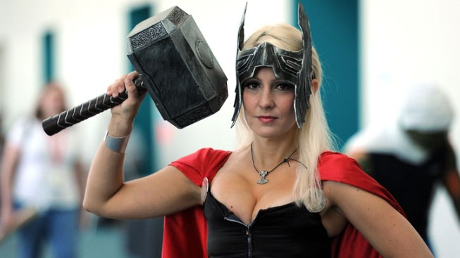 Badges, Costume Weapons to Be Checked at Comic-Con 2012